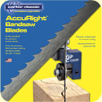 Carter Accuright Band Saw Blades