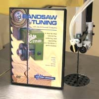 Bandsaw Tuning DVD