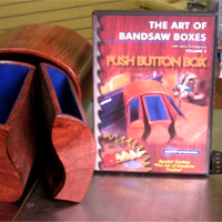 The Art of Bandsaw Boxes Vol. 2