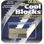 Olson Band saw Cool Blocks